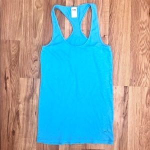 VS PINK Racerback tank top | Blue